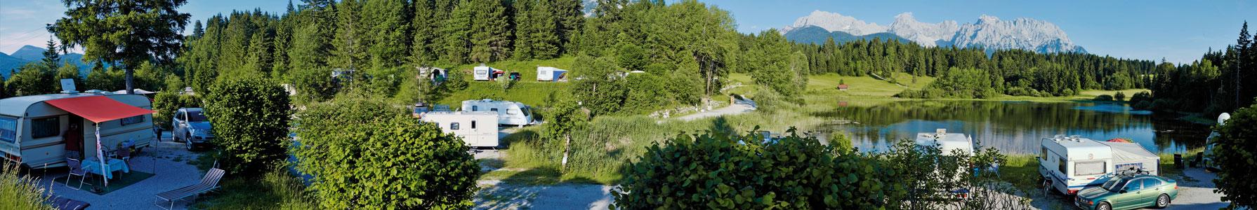 Alpen-Caravanpark Tennsee Preis Platz Bayern