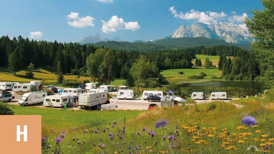 Alpen-Caravanpark-Tennsee-Himmelreich