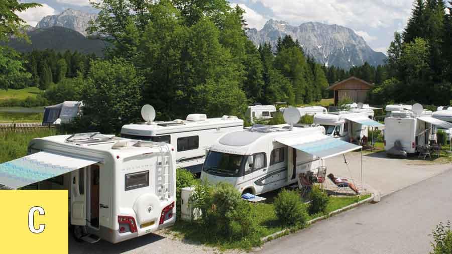 Alpen-Caravanpark-Tennsee-Reisemobilplatz