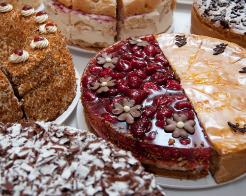 Kuchen Restaurant – beim Mini