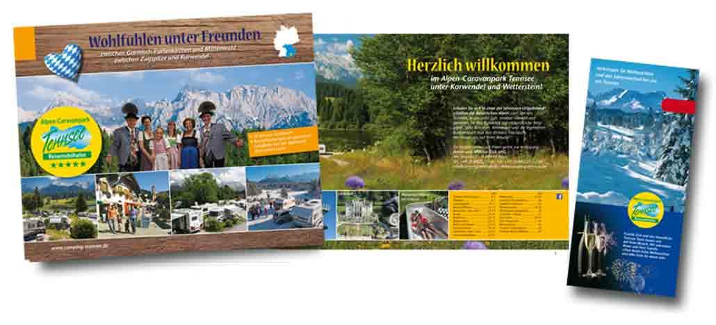 Broschuere-Alpen-Caravanpark-Tennsee-Kruen